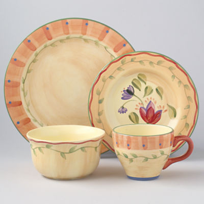 Pfaltzgraff® Napoli 16-pc. Dinnerware Set