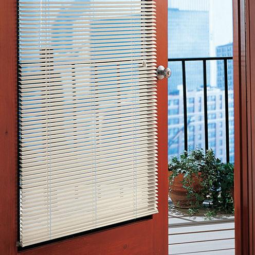 """JCPenney Home™ Custom 1"""" Aluminum Horizontal Blinds"""