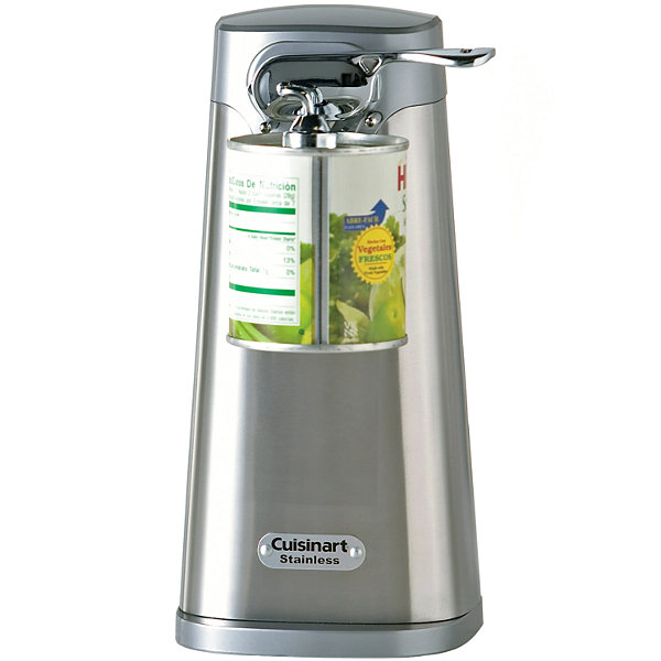 Cuisinart® Deluxe Stainless Steel Can Opener