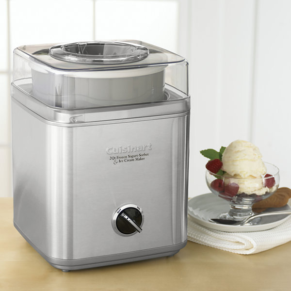 Cuisinart® 2-qt. Ice Cream Maker