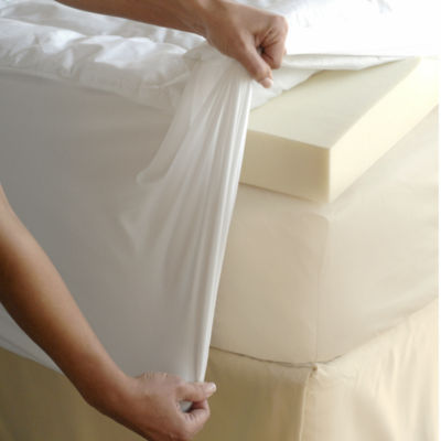 "Isotonic® Iso-Cool® 3"" Memory Foam Mattress Topper"