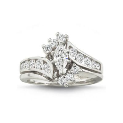 1 CT. T.W. Diamond Ring