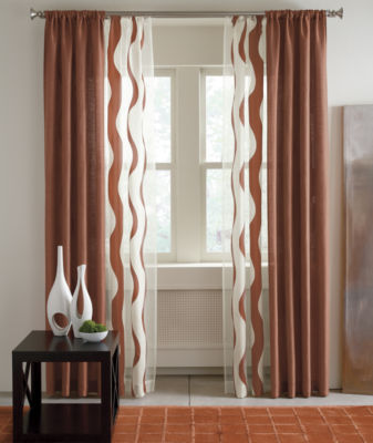 Studio™ Nolita Solid Rod-Pocket Curtain Panel