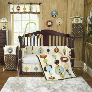 jcpenney.com   NoJo® Jungle Tales Bedding and Accessories
