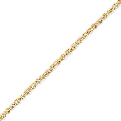 "14K Gold 1.1mm 16-20"" Perfectina Chain Necklace"