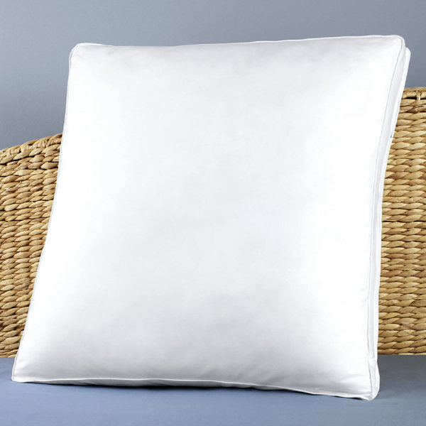 Jcpenney Home Down Alternative Euro Pillow Insert