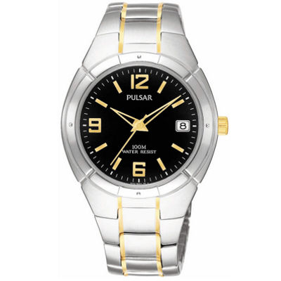 Pulsar® Mens Sport Watch PXH172