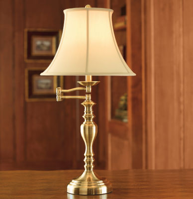 JCPenney Home™ Stanton Swing-Arm Table Lamp
