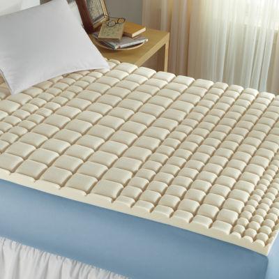 isotonic structure memory foam mattress topper