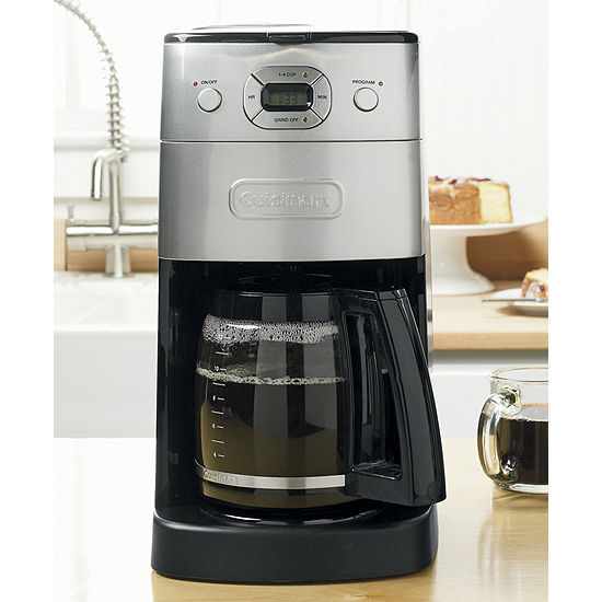 Cuisinart Grind Brew 12 Cup Automatic Coffee Maker Jcpenney
