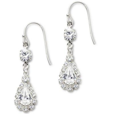 Vieste® Rhinestone Earrings