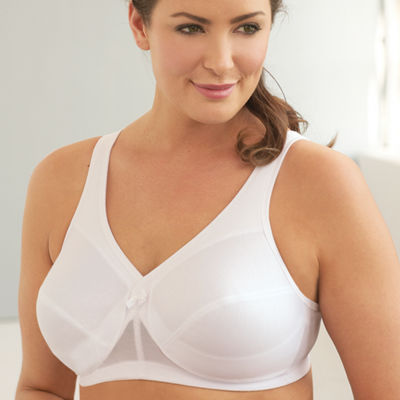 Glamorise Magic Lift® Active Support Wireless Unlined Full Coverage Bra-1005