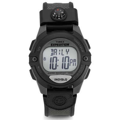 Timex® Expedition Mens Digital Compass Watch