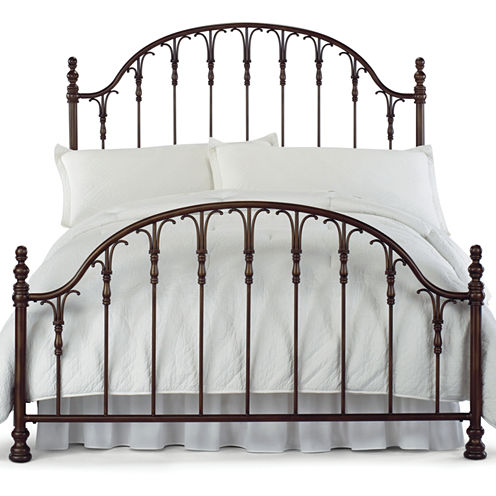 Mia Metal Bed