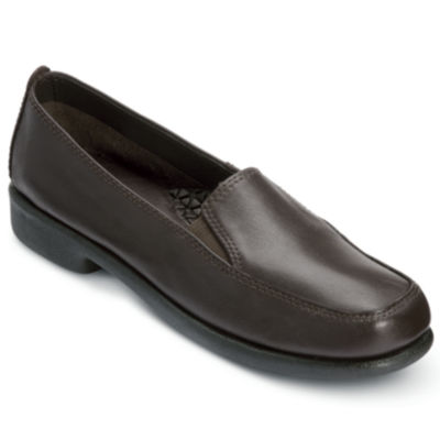 Hush Puppies Heaven Leather Slip-On Shoes