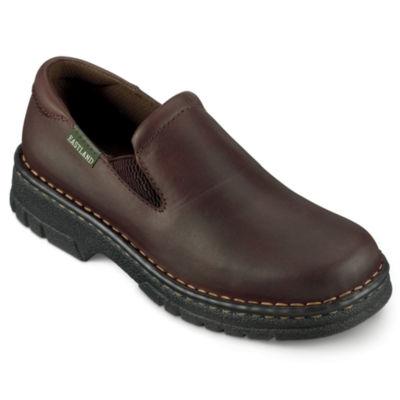 Eastland® Newport Womens Leather Slip-On Shoes