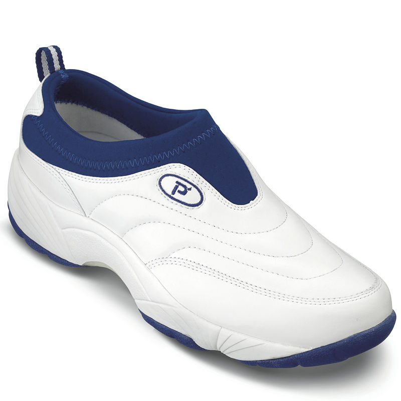 Propt Wash & Wear Mens Athletic Slip Ons plus size,  plus size fashion plus size appare