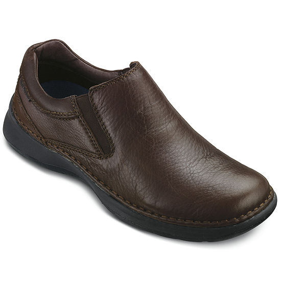 Hush Puppies Lunar Ii Mens Comfort Slip On Shoes Jcpenney