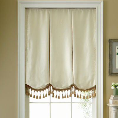 JCPenney Home™ Custom Milan Solid Roman Shade