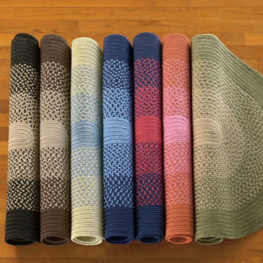 jcpenney.com   Home Expressions™ Reversible Braided Rug Collection
