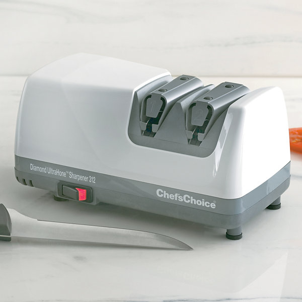 Chef'sChoice® Two-Stage Diamond UltraHone Knife Sharpener M312