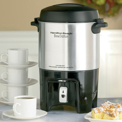 Hamilton Beach® 40-Cup Coffee Urn