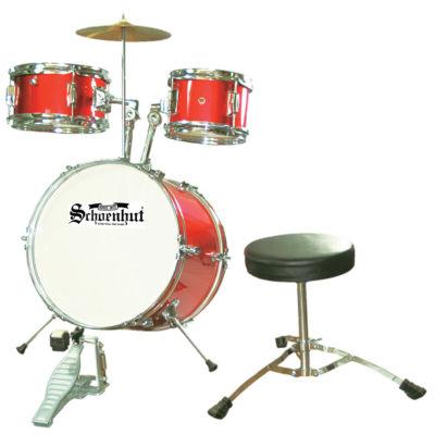 Schoenhut® 5-pc. Junior Drum Set