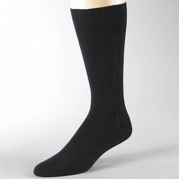 Dr. Scholl's® 2-pk. Non Binding Dress Socks
