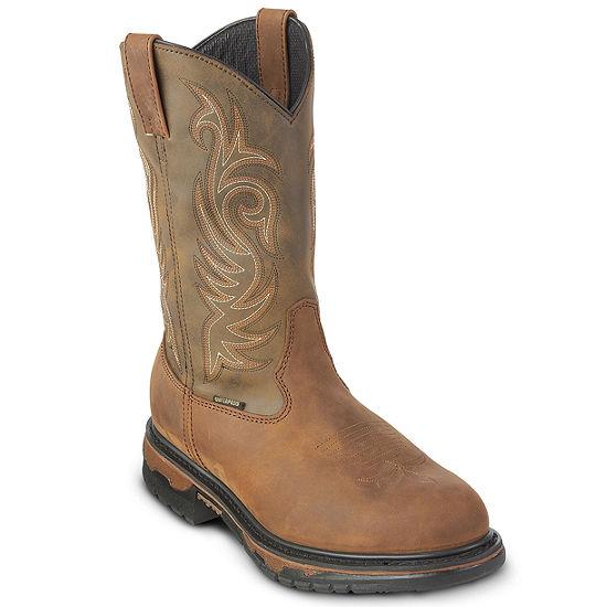 "Laredo® Mens 11"" Waterproof Cowboy Boots"