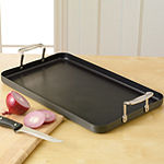 Cuisinart® Hard-Anodized Double Griddle