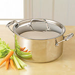 Cuisinart® 6-qt. Stainless Steel Stock Pot