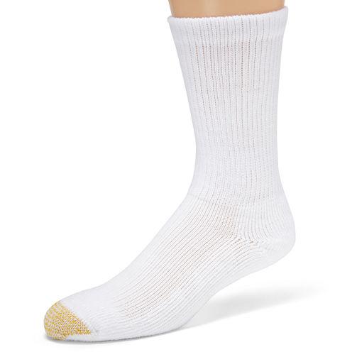 Gold Toe® 3-pk. Athletic CushionTec® Crew Socks
