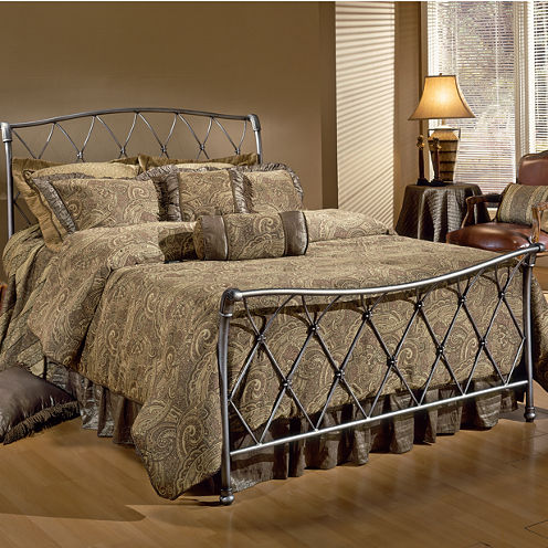 Rachael Metal Bed