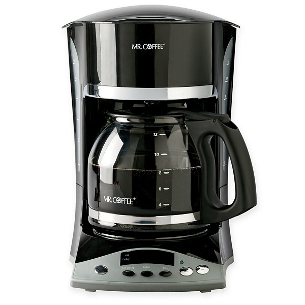 Mr. Coffee® 12-Cup Programmable Coffee Maker