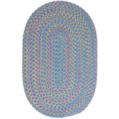 Colonial Mills® Allie Reversible Braided Oval Rug