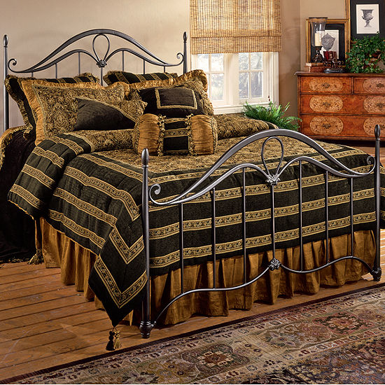 Baldwin Metal Bed