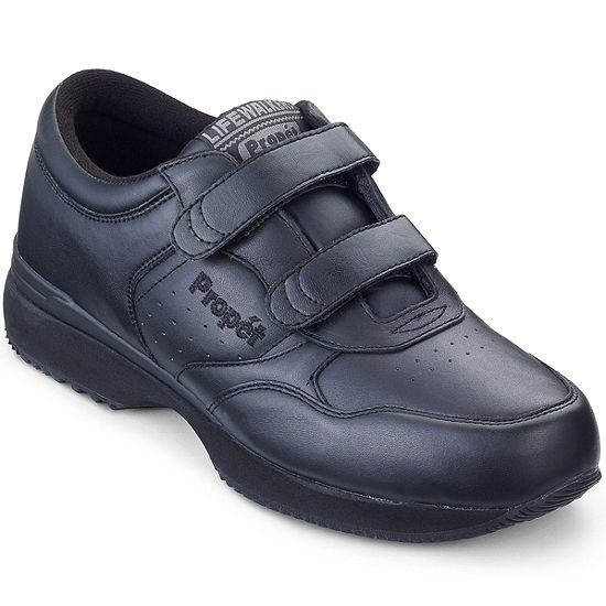 8bc70584dd82 Propet Walker Mens Leather Walking Shoes JCPenney