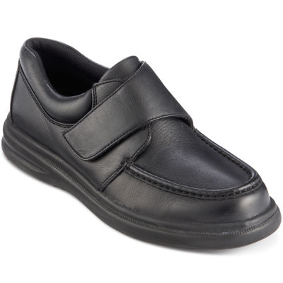 Hush Puppies® Gil Mens Moc-Toe Leather Shoes