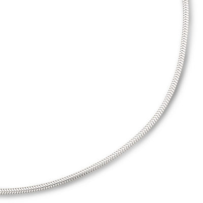 "Made in Italy Sterling Silver 18-24"" 2mm Snake Chain"