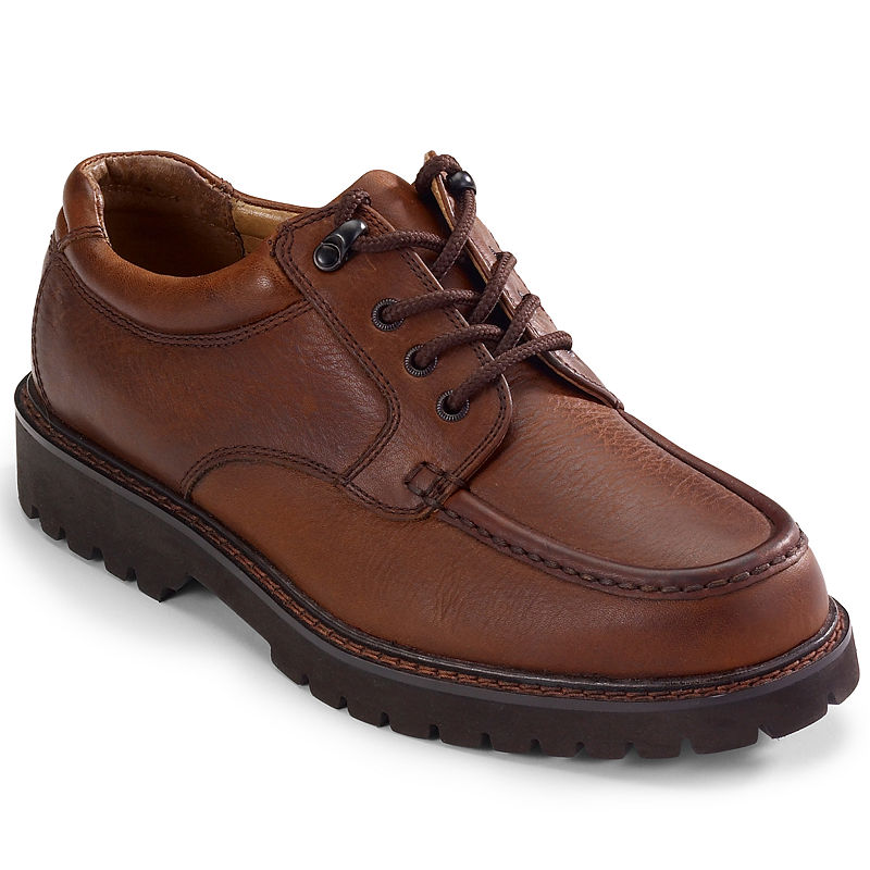 Dockers Boat Shoes Mens Size M Brown Slip On Casual