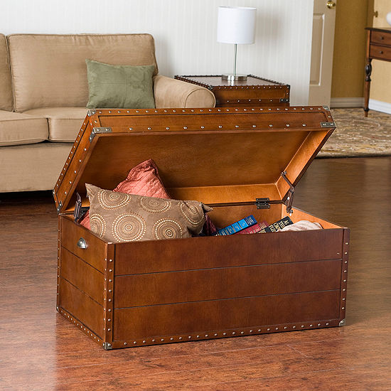 Maritime Trunk Coffee Table