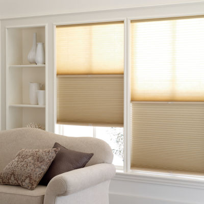 JCPenney Home™ Custom Room Darkening Day/Night Cordless Cellular Shade - FREE SWATCH
