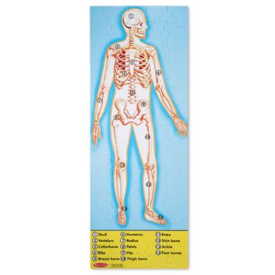 Melissa & Doug® 100-pc. Human Body Science Puzzle