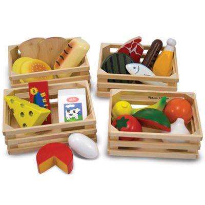 Melissa & Doug® Play Food Groups