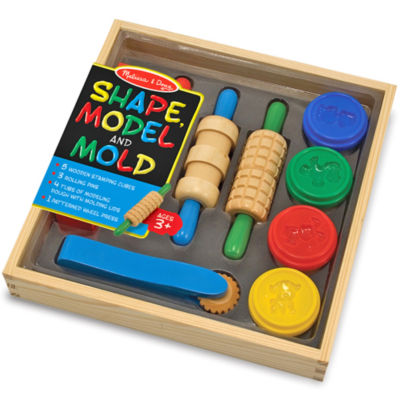 Melissa & Doug® Shape, Model and Mold Set