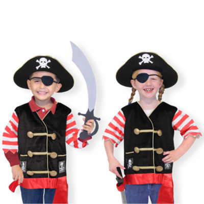 Melissa & Doug® Pirate Role Play Costume Set