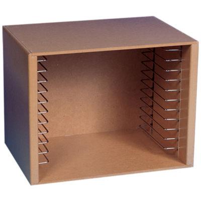 Melissa & Doug® Natural Wood Puzzle Storage Case