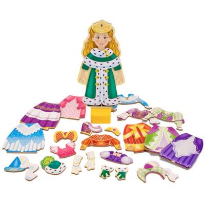 Melissa & Doug® Princess Elise Magnetic Dress-Up