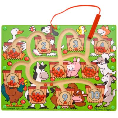 Melissa & Doug® Magnetic Number Maze