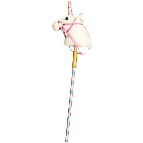 Melissa & Doug® Prance-n-Play Stick Unicorn